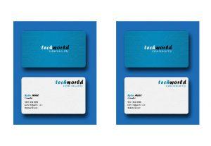 I will create luxury business card design