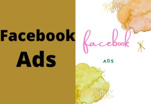 I will set up 1 Facebook ads and optimize