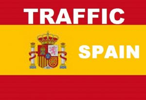 drive  real organic targeted  traffic from  SPAIN    to your website Blog store shop