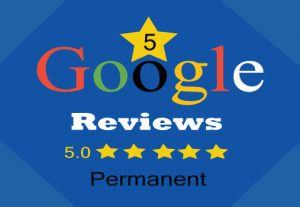 I will provide 5 permanent 5-star reviews for your website