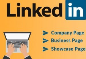 I will create optimization and set up your LinkedIn business page