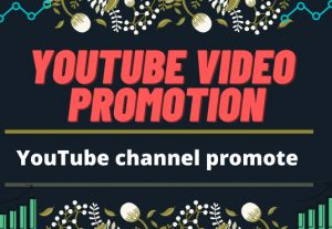 I will do video marketing for promoting