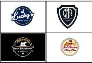 I will design custom emblems and embroidered patch badge, sample png