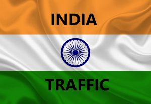 drive real organic targeted traffic from INDIA to your website Blog store shop