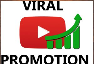I will do viral organic youtube promotion