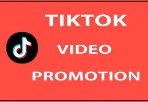 Get 5k Tiktok views with 500 likes instant