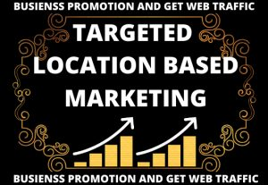 I can promote your targeted location-based website traffic from classified ads