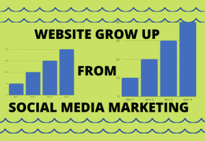 I will do marketing for your website content promotion