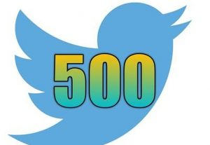500+ TWITTER FOLLOWERS = REAL ORGANIC PROMOTION, HIGH QUALITY WITH NON DROP GUARANTEED (SUPER FAST)