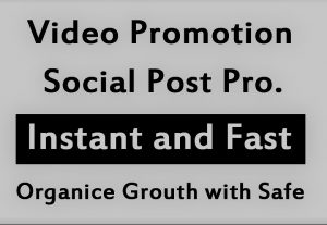 Fast Video and Post Promotion and Marketing
