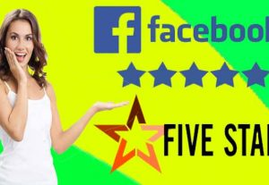I will Give you 50 Facebook five star rating and review [Real & Human safe]