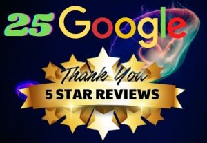 I WILL GIVE YOU 25 PERMANENT REVIEW ON YOUR GOOGLE WEBSITE
