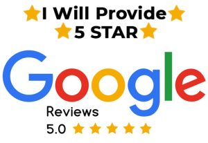 I will provide five 5star review