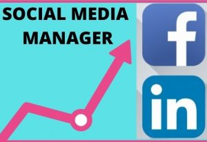 I will be your social media marketing manager on promote your any business
