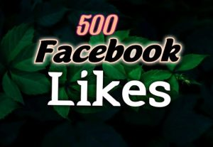 Add 500+ Facebook Post Likes Instant, Active and Real User, Non drop