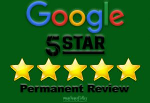 I will provide you 8 google review for lifetime