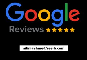 I will Provide 5 Permanent & High-Quality Google Review