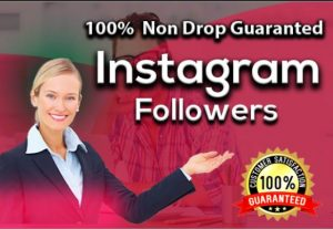 Add 1000+ Instagram Followers with 100% Non Drop guaranteed & Real High Quality . (Instant Start)