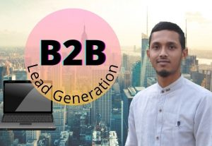 I will collect your 300 B2B Lead Generation
