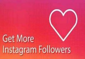 500 Instagram followers or 1000 Instagram photo or videos like non-drop and fast delivery