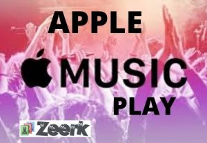 I will place you on a 4k  Apple Music playlist