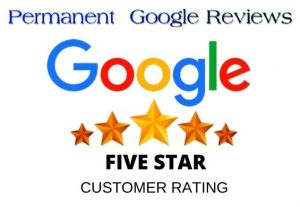 I will Give You 5 Permanent Google Reviews