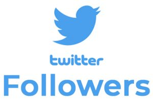 I will provide you 6000+ Twitter Followers (organic, Real, Non-drop)