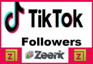 Get 2500+ TikTok real & active followers and High Quality.