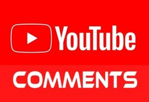 I will post real 100+ YouTube USA People Custom Comments in your Videos.