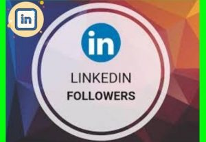 I will do 2500 LinkedIn followers on your  profile