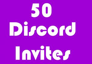 Buy 50 discord Instant server within 24 hours
