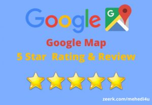 Get 15 permanent google map review just in 10$ || 100% original