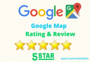 Get 20 country targeted google map review for promote your business || 100% original