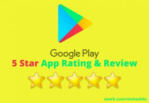 I will provide 12, rating & review on your app just in 8$ || Permanent || 100% Original