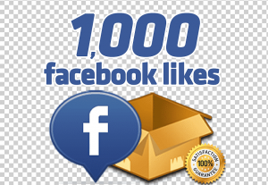 I will give you 1000 real and organic facebook page like only $4