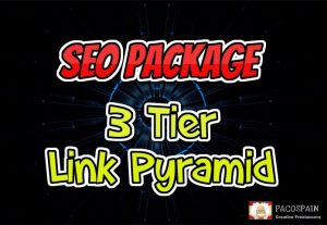 3 Tier Pyramid Seo Package – STEAL DEAL
