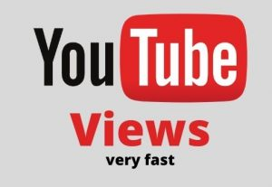 Add 1000+ High Retention Youtube Views, Active User, Non-Drop.
