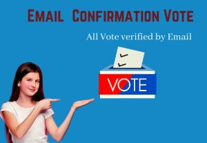 Provide 100+ registration with email confirmation votes.