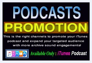 Buy and Get Apple iTunes Podcasts Downloads Subscribers