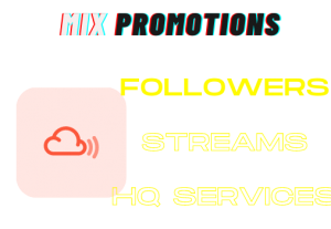 MIXCLOUD PROFESSIONAL SERVICES: HQ STREAM PLAYS AND FOLLOWERS NON DROP GUARANTEED FOR LIFE