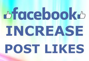 Promote your Facebook post naturally to get 800+ likes