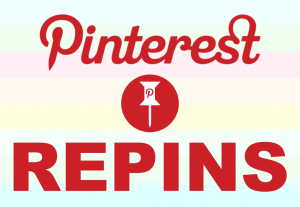 Add 3000+ Pinterest Repins to boost your credibility and SE0