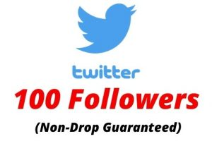 Provide 100 Real Twitter Followers Non-drop Lifetime Guaranteed.