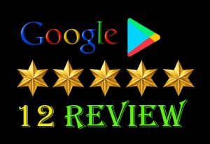 I will provide {12} 100%   permanent google app review