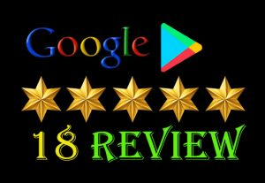 I will provide {18} 100%   permanent google app review