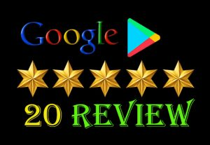 I will provide {20} 100%   permanent google app review