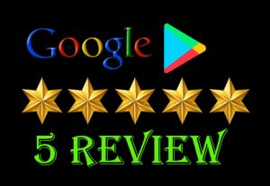 I will provide {5} 100%   permanent google app review