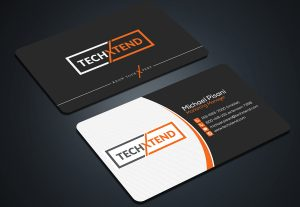 I will design a unique business card within 12 hours