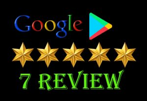 I will provide {7} 100%   permanent google app review