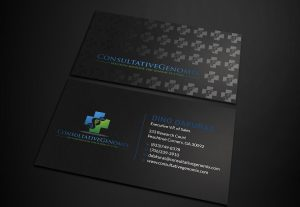 I will design a modern business card within 12 hours